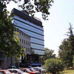 Design Hotel Mr President парковка