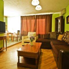 Апартаменты Lakshmi Apartment Belorusskaya комната для гостей