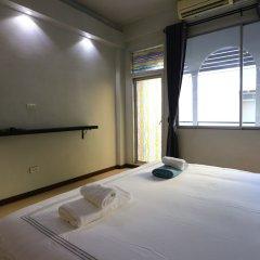 Отель Meet Inn @ Silom Таиланд, Бангкок - отзывы, цены и фото номеров - забронировать отель Meet Inn @ Silom онлайн комната для гостей фото 5