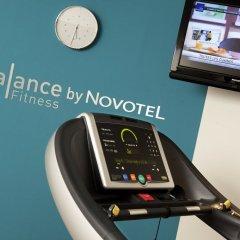Hotel Novotel Suites Wien City Donau фитнесс-зал
