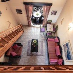 Отель Yianna Hotel Греция, Агистри - отзывы, цены и фото номеров - забронировать отель Yianna Hotel онлайн интерьер отеля
