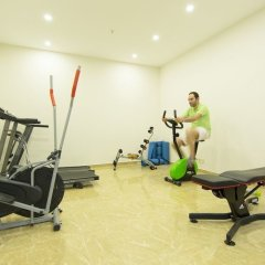 Отель Sarp Hotels Belek фитнесс-зал фото 2