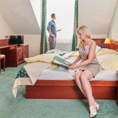 Отель Komorni Hurka Чехия, Хеб - отзывы, цены и фото номеров - забронировать отель Komorni Hurka онлайн детские мероприятия фото 2