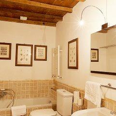 Отель Pantheon Luxury Италия, Рим - отзывы, цены и фото номеров - забронировать отель Pantheon Luxury онлайн ванная фото 2