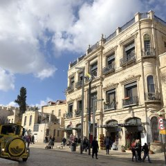 New Imperial Hotel Израиль, Иерусалим - 1 отзыв об отеле, цены и фото номеров - забронировать отель New Imperial Hotel онлайн фото 4