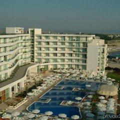 Отель Феста Панорама Отель Болгария, Несебр - отзывы, цены и фото номеров - забронировать отель Феста Панорама Отель онлайн пляж фото 2