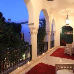 Отель Riad Dar Sara Марокко, Марракеш - отзывы, цены и фото номеров - забронировать отель Riad Dar Sara онлайн балкон