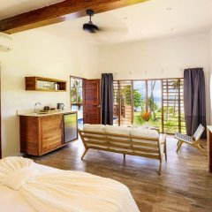 Отель The Remote Resort, Fiji Islands комната для гостей фото 2