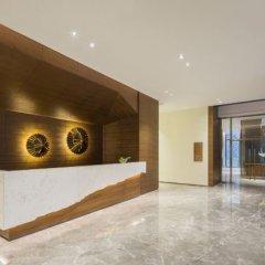 Отель Banyueshan Spa Hotel Китай, Сямынь - отзывы, цены и фото номеров - забронировать отель Banyueshan Spa Hotel онлайн интерьер отеля