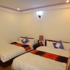 Отель Sapa Mountain City Hotel Вьетнам, Шапа - отзывы, цены и фото номеров - забронировать отель Sapa Mountain City Hotel онлайн комната для гостей фото 4