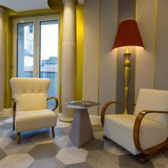 Отель Al Campanile Aparthotel And Suite Бавено интерьер отеля
