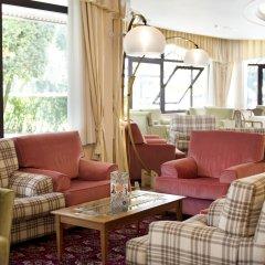 Отель Apollo Hotel Terme Италия, Региональный парк Colli Euganei - отзывы, цены и фото номеров - забронировать отель Apollo Hotel Terme онлайн интерьер отеля