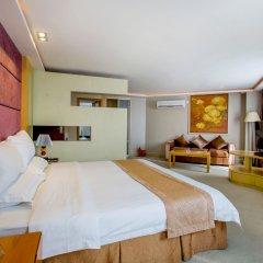 Отель Louis Hotel Zhongshan Китай, Чжуншань - отзывы, цены и фото номеров - забронировать отель Louis Hotel Zhongshan онлайн комната для гостей фото 2