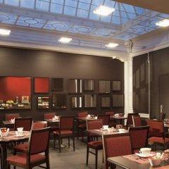 Отель Escale Oceania Marseille Марсель питание