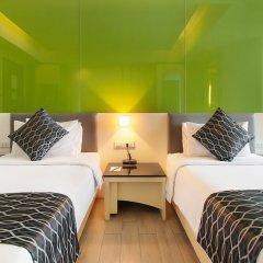 Отель Klassique Sukhumvit Бангкок комната для гостей фото 3
