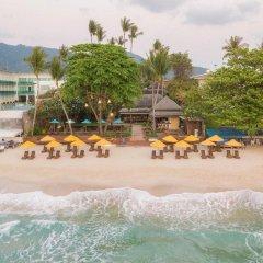 Отель Buri Rasa Village пляж