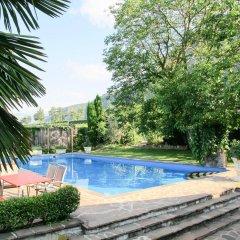 Hotel Kuhn Терлано бассейн фото 2