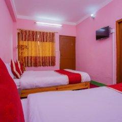 Отель OYO 412 Sunrise Moon Beam Hotel Непал, Нагаркот - отзывы, цены и фото номеров - забронировать отель OYO 412 Sunrise Moon Beam Hotel онлайн комната для гостей фото 2