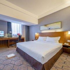 Отель Shenzhen Uniton Hotel Китай, Шэньчжэнь - отзывы, цены и фото номеров - забронировать отель Shenzhen Uniton Hotel онлайн комната для гостей фото 4
