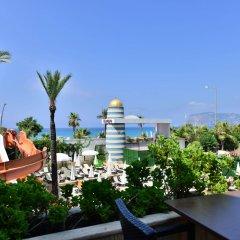 Katya Hotel - All Inclusive балкон