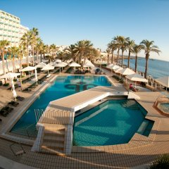 Отель Qawra Palace Каура бассейн