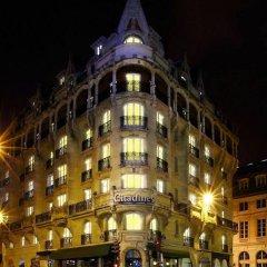 Отель Апарт-отель La Clef Louvre Paris Франция, Париж - отзывы, цены и фото номеров - забронировать отель Апарт-отель La Clef Louvre Paris онлайн вид на фасад фото 2