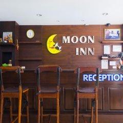 Отель Moon Inn Guesthouse Patong Патонг гостиничный бар
