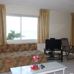 Отель Angel Fish Beach Suites - Turtle Tower комната для гостей фото 5