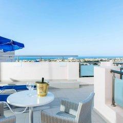 Отель Matheo Villas & Suites Греция, Малия - отзывы, цены и фото номеров - забронировать отель Matheo Villas & Suites онлайн балкон