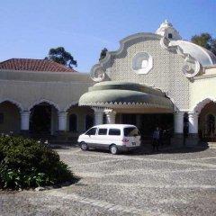 Отель Hilton Guatemala City парковка