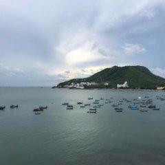 Отель Ha Long Hotel Вьетнам, Вунгтау - отзывы, цены и фото номеров - забронировать отель Ha Long Hotel онлайн пляж фото 2
