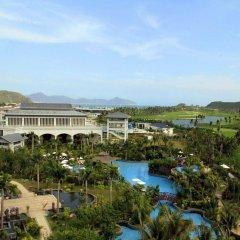 Отель Mingshen Golf & Bay Resort Sanya балкон