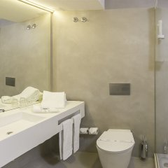 Отель Baia Португалия, Кашкайш - 1 отзыв об отеле, цены и фото номеров - забронировать отель Baia онлайн ванная фото 3