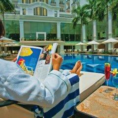 Отель Indochine Palace Вьетнам, Хюэ - отзывы, цены и фото номеров - забронировать отель Indochine Palace онлайн бассейн фото 3
