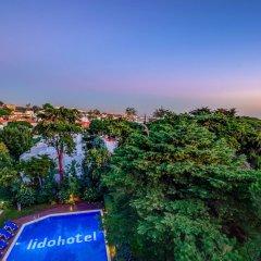 Hotel Lido балкон