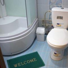 Гостиница OK Priboy Украина, Приморск - отзывы, цены и фото номеров - забронировать гостиницу OK Priboy онлайн ванная