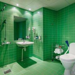 Отель Dorpat Hotel Эстония, Тарту - отзывы, цены и фото номеров - забронировать отель Dorpat Hotel онлайн ванная
