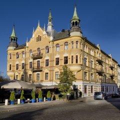 Апартаменты Frogner House Apartments Bygdoy Alle 53 Осло вид на фасад фото 2
