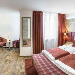 Отель Drei Loewen Hotel Германия, Мюнхен - 14 отзывов об отеле, цены и фото номеров - забронировать отель Drei Loewen Hotel онлайн комната для гостей фото 3