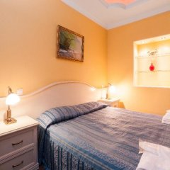 Мини-Отель Комфитель Александрия 3* Стандартный номер с двуспальной кроватью фото 12