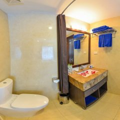 Blubiz Hotel ванная