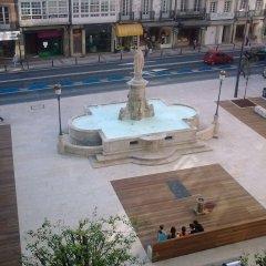Отель Pension Las Rias бассейн