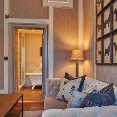Отель Intercontinental Edinburgh the George комната для гостей фото 4