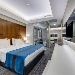 The Monard Hotel комната для гостей