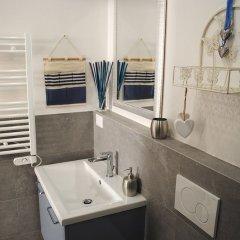 Апартаменты Santa Maria Novella Studio in Florence ванная