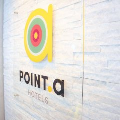 Point A Hotel - Westminster, London парковка