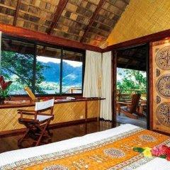 Отель Nuku Hiva Keikahanui Pearl Lodge удобства в номере фото 2