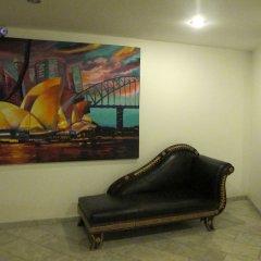 Апартаменты Mosaik Apartment Паттайя интерьер отеля