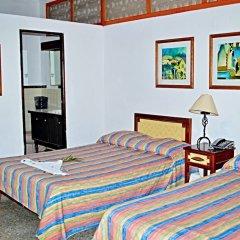 Отель Catalina Beach Resort Сиуатанехо удобства в номере фото 2