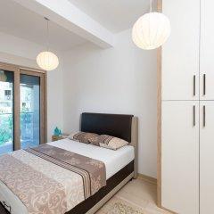 Отель Apartmani Vujanovic Черногория, Пржно - отзывы, цены и фото номеров - забронировать отель Apartmani Vujanovic онлайн комната для гостей фото 2